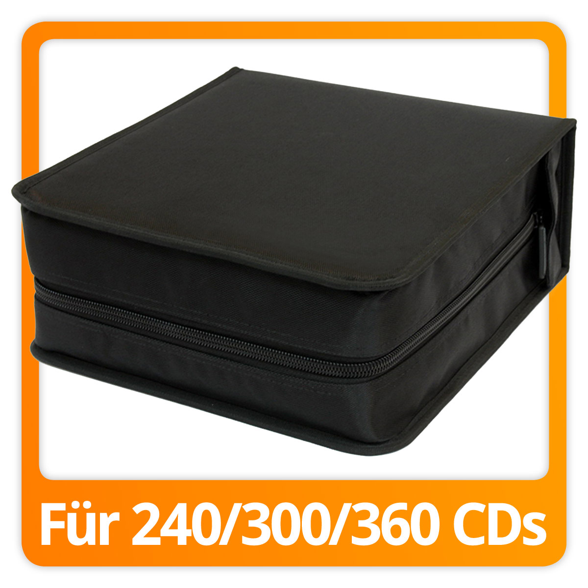 cd dvd mappe wallet aufbewahrung tasche box case f r 120 blueray dvds cds ebay. Black Bedroom Furniture Sets. Home Design Ideas