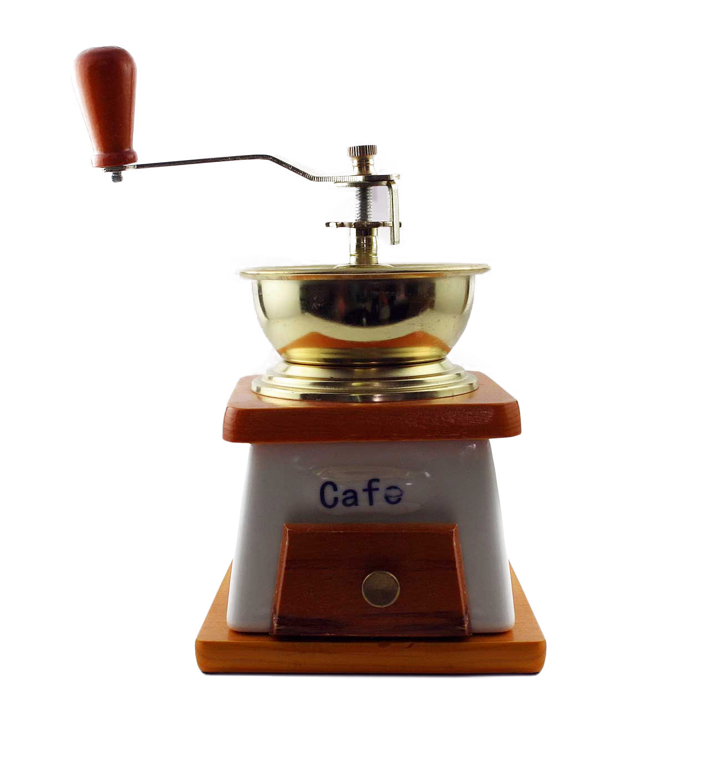 keramik kaffeem hle antik nostalgie design antike designer m hle f r kaffee ebay. Black Bedroom Furniture Sets. Home Design Ideas