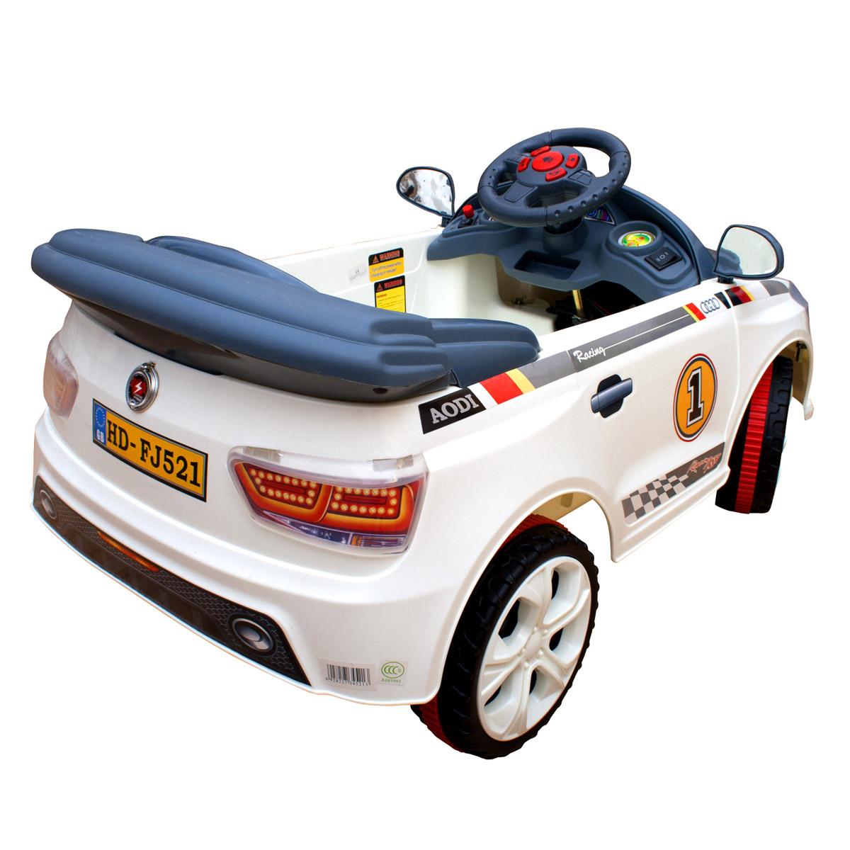 elektrisches kinderfahrzeug kinderauto kindercar cabrio. Black Bedroom Furniture Sets. Home Design Ideas