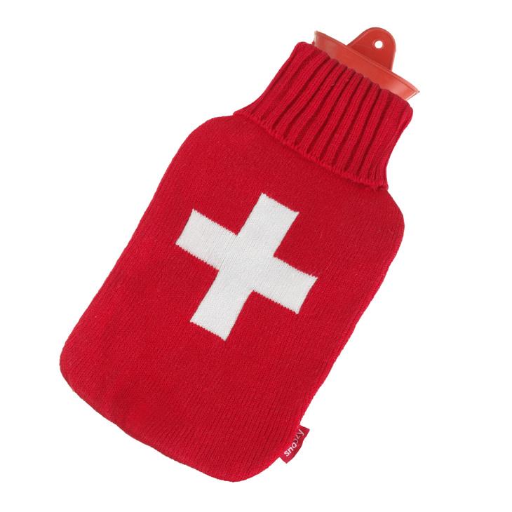 Snoozy-Gummi-Waermflasche-2-Liter-mit-Uberbezug-Bezug-Pulli-fuer-2L-Waermeflasche