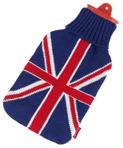 Snoozy Wärmflasche Union Jack