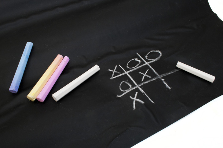 premium vinylfolie selbstklebene tafelfolie aus vinyl selbstklebend 200 x 45cm ebay. Black Bedroom Furniture Sets. Home Design Ideas