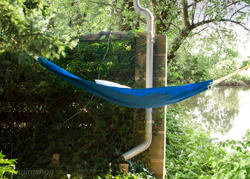 wetterfeste reiseh ngematte h ngematte h ngematten blau f r camping reise garten ebay. Black Bedroom Furniture Sets. Home Design Ideas