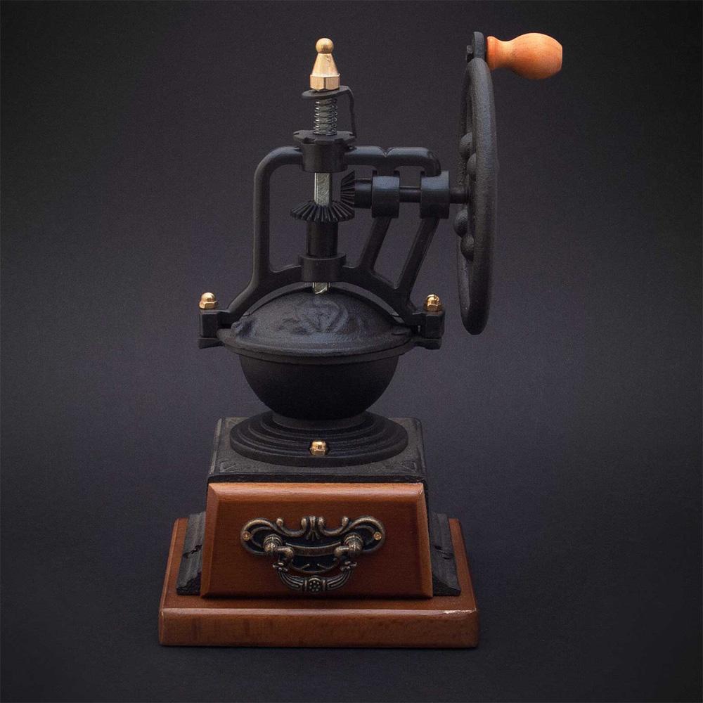antik kaffeemaschine nostalgie kaffee m hle kaffeem hle eur 29 90 picclick de. Black Bedroom Furniture Sets. Home Design Ideas