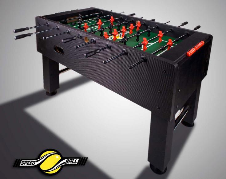 PROFI-TURNIER-KICKER-KICKERTISCH-TISCHKICKER-90KG-SPEEDBALL-TISCHFUSSBALL