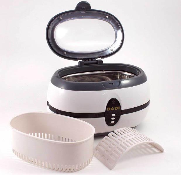 ultraschallger t schmuckreiniger ultraschall brillen ebay. Black Bedroom Furniture Sets. Home Design Ideas