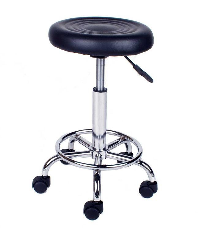 pivotant travail tabouret tabouret coiffeur tabouret extra ebay. Black Bedroom Furniture Sets. Home Design Ideas