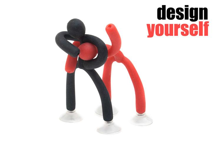 flexibles silikon m nnchen versatile flexi diy boy handy utensilien halterung ebay. Black Bedroom Furniture Sets. Home Design Ideas