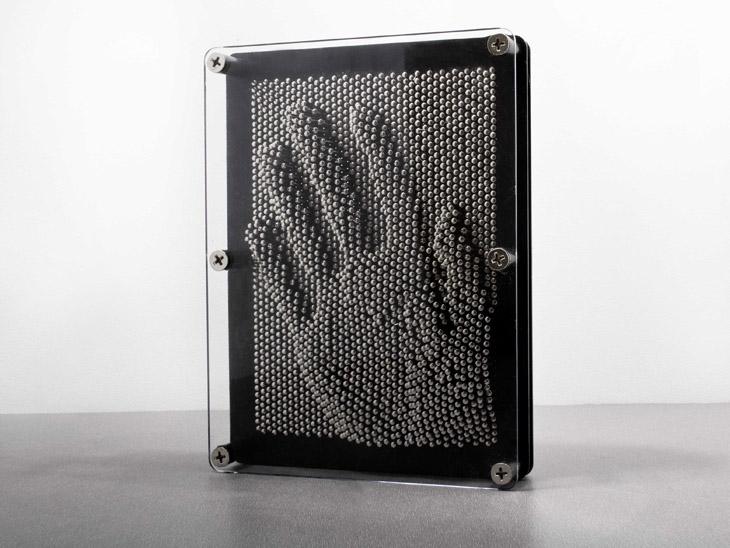 3D-Nagelbild-Pinart-Pinpressions-Nagelspiel-Nagelbrett-Pinpressions-Deko-21x16cm