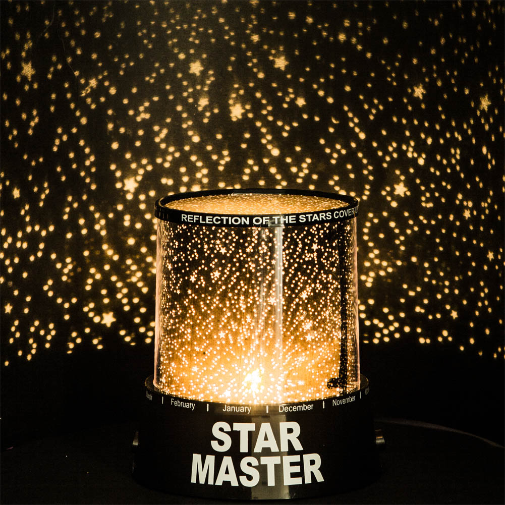 star master led sternenhimmel projektor lampe nachtlicht f r kinder dekoration ebay. Black Bedroom Furniture Sets. Home Design Ideas