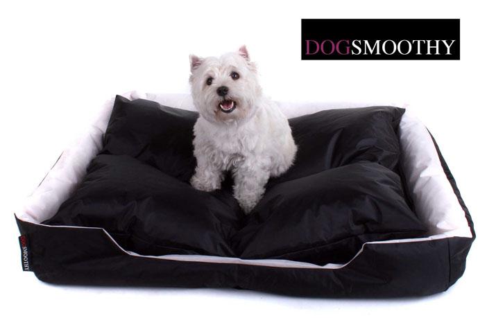 smoothy dogbed supreme hundebett designer hundekorb bett kissen f r hunde ebay. Black Bedroom Furniture Sets. Home Design Ideas