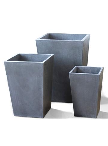 blumentopfe aus beton angebote auf waterige. Black Bedroom Furniture Sets. Home Design Ideas