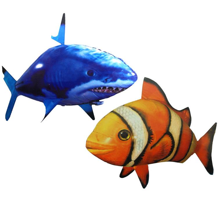 Ferngesteuerter RC Fisch RC Fliegender Clownfisch & Hai