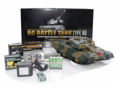 modellbau rc panzer r c battletank mit schussfunktion 1 24. Black Bedroom Furniture Sets. Home Design Ideas