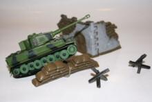 1 72 mini rc infrarot panzer r c ir modellbau battletank. Black Bedroom Furniture Sets. Home Design Ideas
