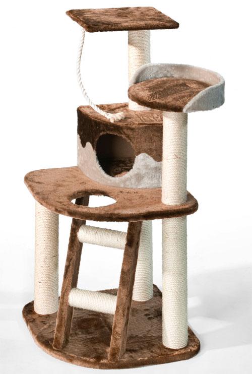 katzenkratzbaum katzen kratzbaum anlage modell mountain ebay. Black Bedroom Furniture Sets. Home Design Ideas