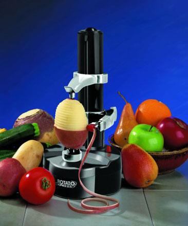 Elektrischer-Kartoffelschaeler-Apfelschaeler-Sparschaeler-Original-Rotato-Express