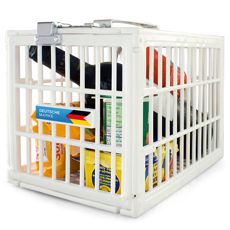 fridge locker k hlschrankschloss k hlschrankbox. Black Bedroom Furniture Sets. Home Design Ideas