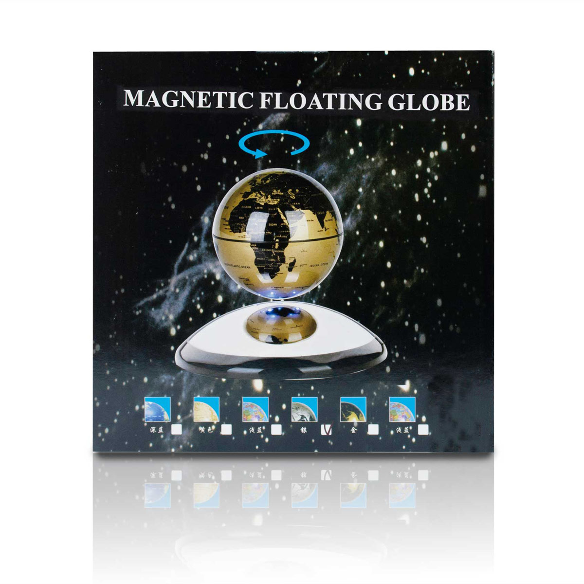 Magischer Frei Schwebender Globus Schwebeglobus Magic Floating Floater Globe