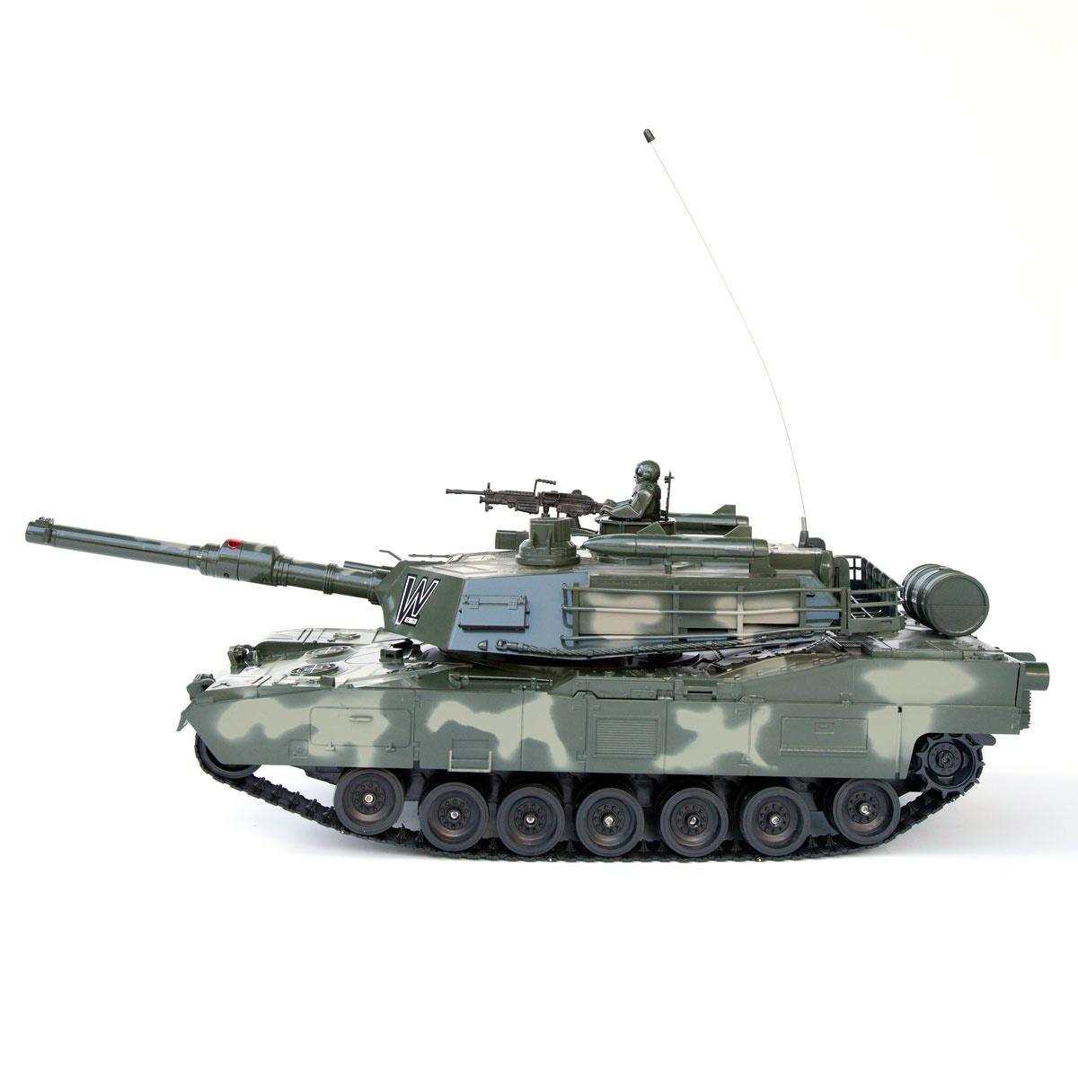 rc ferngesteuerter panzer r c modellbau leopard oder. Black Bedroom Furniture Sets. Home Design Ideas