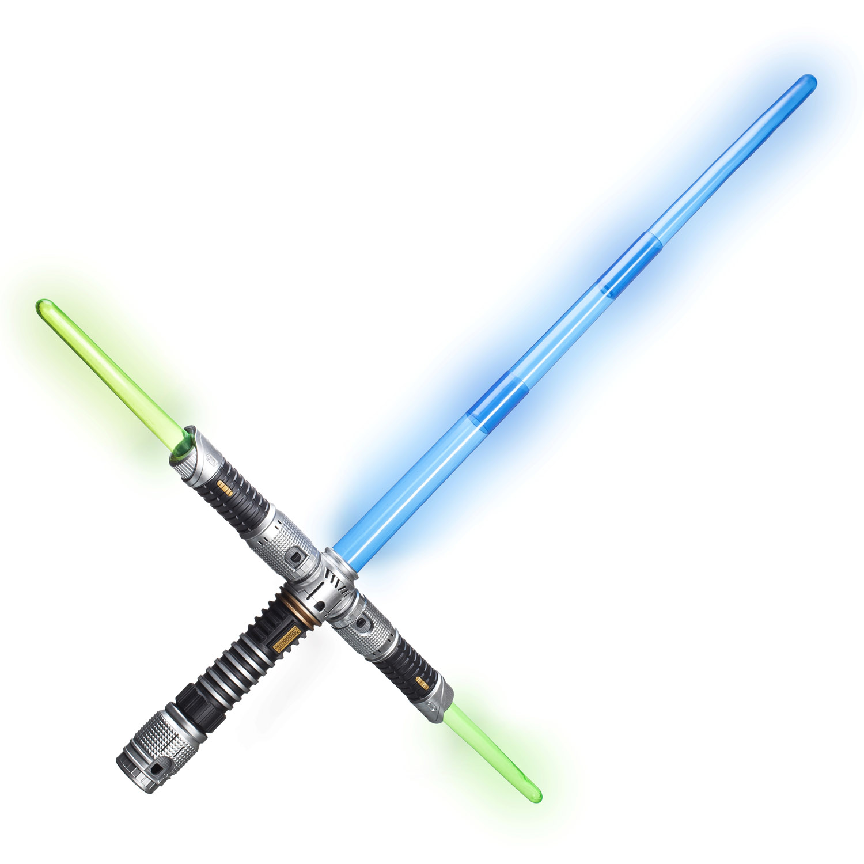 Master XXL Lichtschwert Baukasten-Set großes Laserschwert Schwert für Jedi-Fans