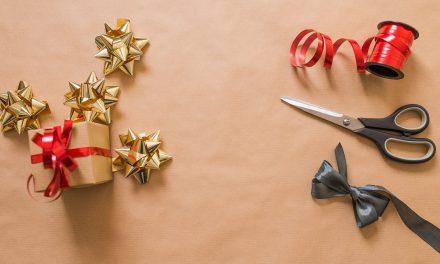 Wie verpacke ich meine Geschenke?