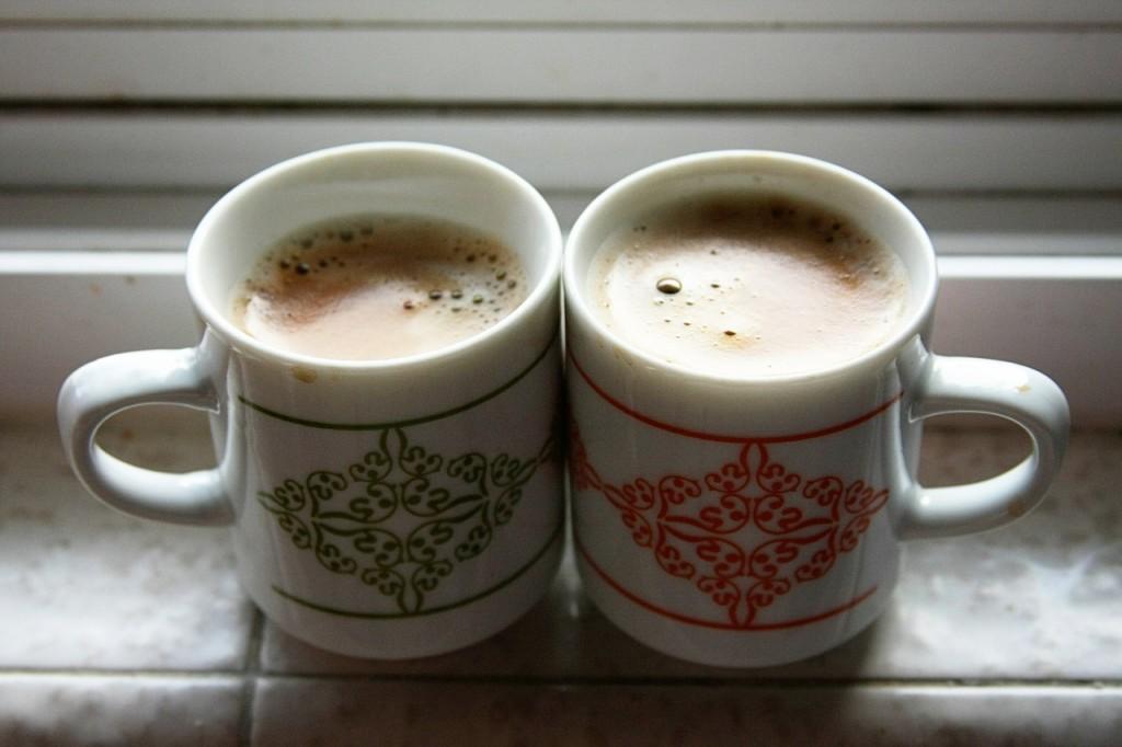 Nette Mitbewohner denken beim Kaffeekochen an dich!