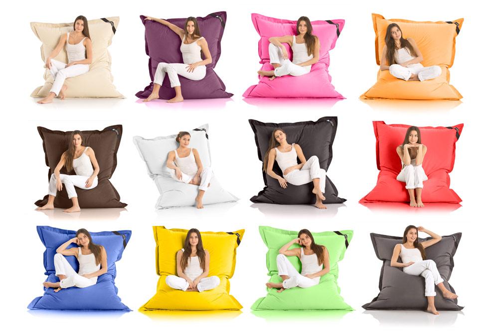 sitzsack bean bag lazy bag bequem sitzen im herbst blog f r gadgets und geschenke. Black Bedroom Furniture Sets. Home Design Ideas