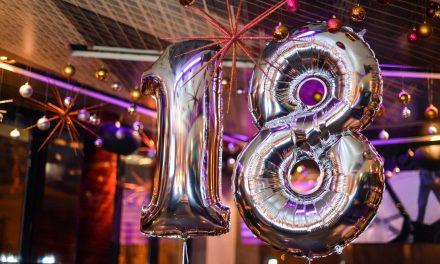 Heliumballons in Nürnberg als Party Dekoration