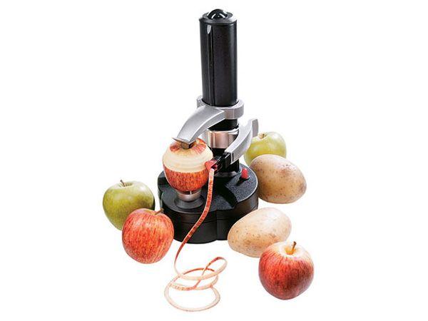 Elektrischer Obst und Gemüseschäler