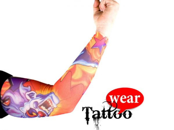 Tattoo Stulpen - Tattoo Ärmel
