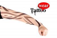 Tattoo Ärmel Tattoo Skin Sleeves12 Flame Tribal