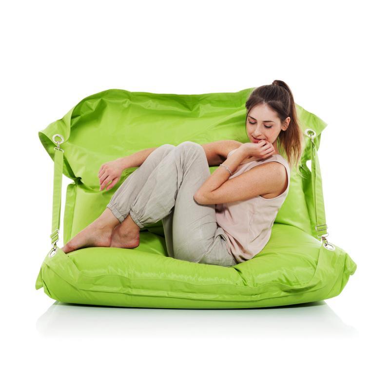 Sitzsack Supreme limette grün