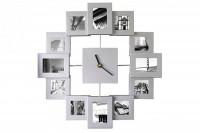 Fotouhr: Bilderrahmen-Uhr » Shop » 24h Versand » günstig kaufen