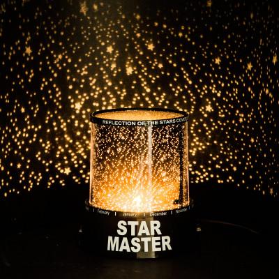 LED Nachtlicht - leuchtender Sternenhimmel - Geheimshop.de