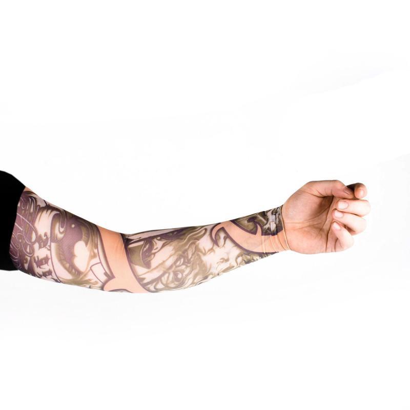 Tattoo Ärmel - Tattooärmel für Karneval & Party - Ghost Pirate