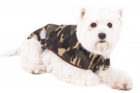 Hundejacke Camouflage Hundemantel » Shop » günstig kaufen!