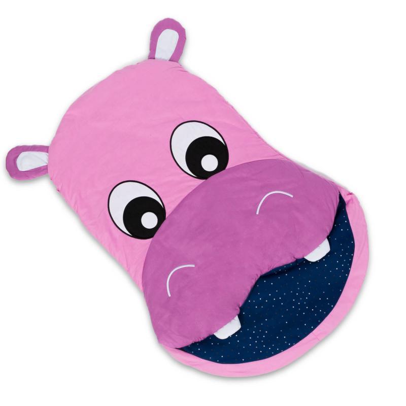 Baby Bites Schlafsack Hippo