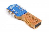 Elektrische Luftgitarre für abgefahrene Sounds