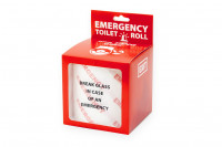 Notfall Toilettenpapier Emergency Klopapier