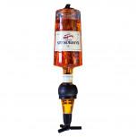 Flaschenhalter - 1-fach Flaschen Halterung - Geheimshop.de