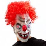 Maske -Clownmaske ES für Karneval & Halloween - Geheimshop.de