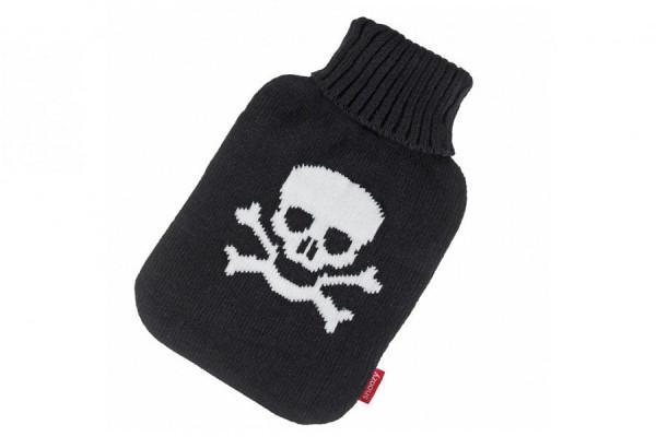 Wärmflaschen Bezug Piraten Totenkopf