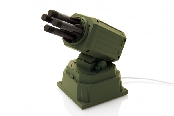 USB Raketenwerfer Thunder Missile Launcher