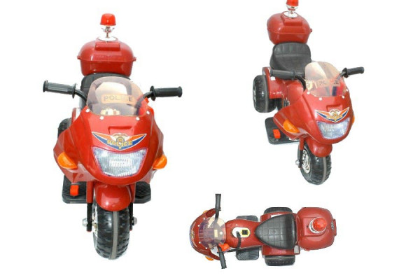 Elektro Kinder Motorrad: Kinderroller mit Akkubetrieb » 24h