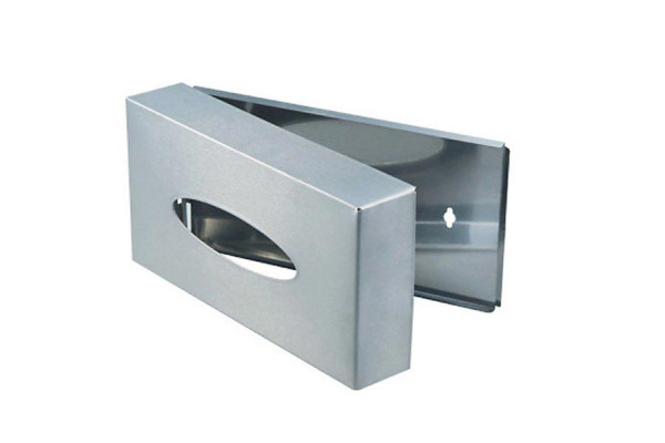 Taschentuchspender Kosmetiktuch-Box aus Edelstahl