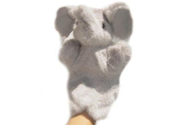 Handpuppe – Süße Handspielpuppe Elefant