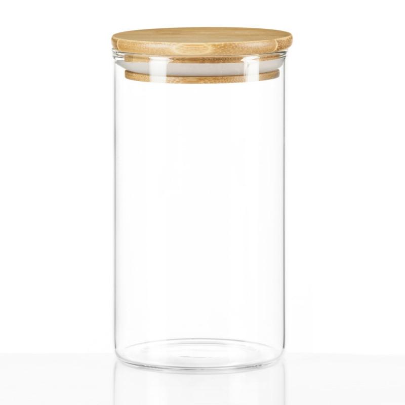 Vorratsbehälter aus Glas