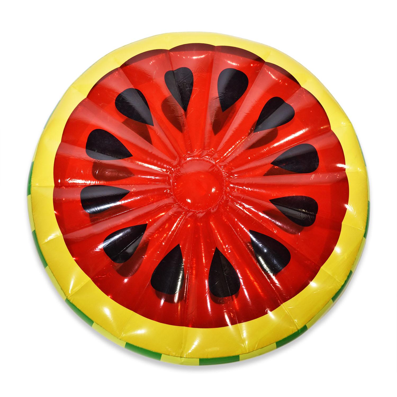 Melone Luftmatratze Aufblasbare Wassermelonen Matratze Badeinsel ˜