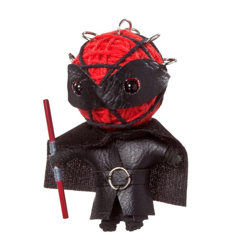 Voomates Dark Warrior Voodoopuppe